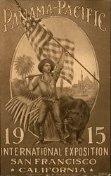 Poster From Panama Pacific International Exposition 1915