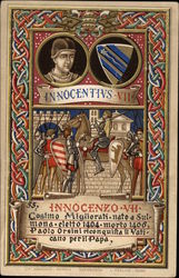 Coat of Arms of Innocenzo VII