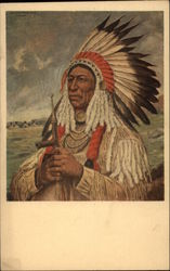 Steal Horses - Oglala Sioux Chieftain