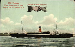 RMS Tunisian, Hands Across the Sea