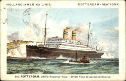 Holland-America Linie Rotterdam-New York