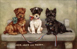 Jock, Jack and Paddy