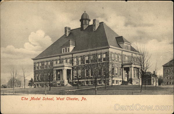 The Model School West Chester Pennsylvania