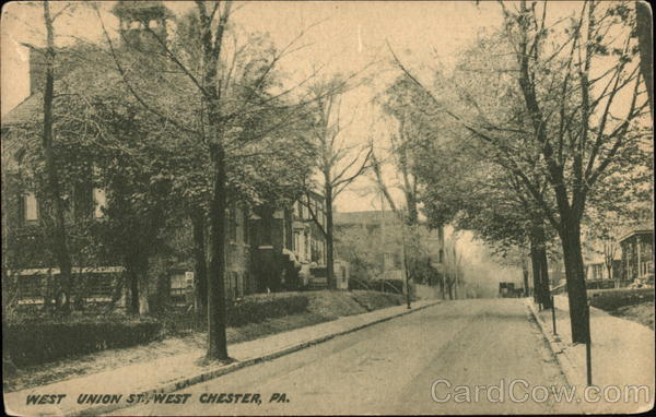 West Union Street West Chester Pennsylvania