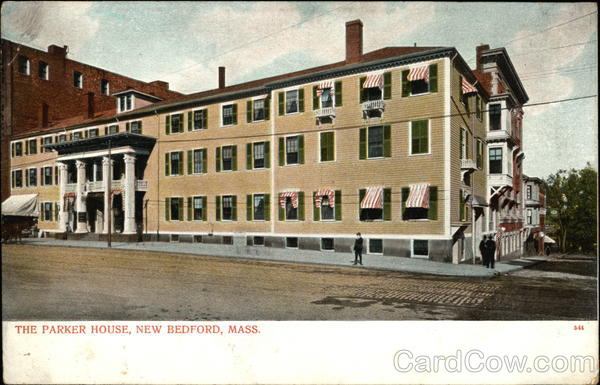 The Parker House New Bedford Massachusetts
