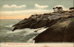 Heron Neck Light