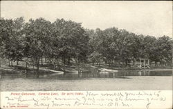 Picnic Grounds, Crystal Lake