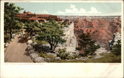 Hotel El Tovar, Grand Canyon National Park
