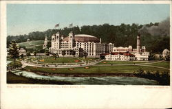 New West Baden Springs Hotel