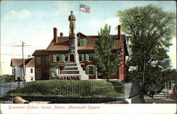 Grammar School, Monument Square