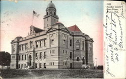 Saunders County Court House