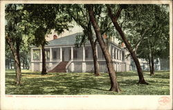 Beauvoir, Home of Jefferson Davis