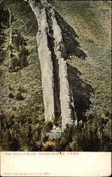 The Devil's Slide, Weber Canyon
