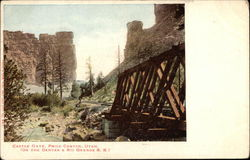 Castle Gate, Price Canyon