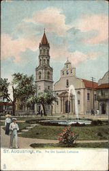 The Old Spanish Cathedral