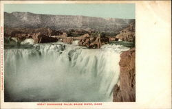 Great Shoshone Falls, Snake River