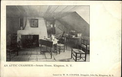 An Attic Chamber, Senate House