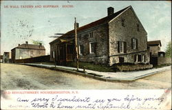 De Wall Tavern and Hoffman House, Old Revolutionary Houses
