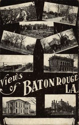 Views of Baton Rouge La Multi View