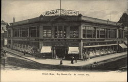 Hirsch Bros. Dry Goods Co