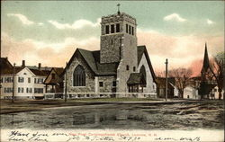 New First Congregational Church