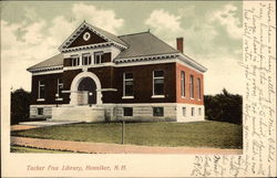 Tucket Free Library