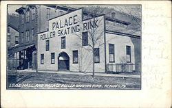 IOOF Hall and Palace Roller Skating Rink