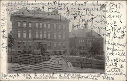High School and Felton Building