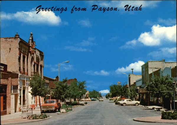Payson City Center Address