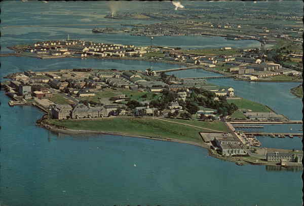 Us Naval Base Newport Ri