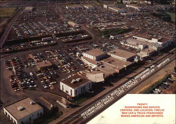 Reedman Corporation Car Truck World Center Langhorne Pa