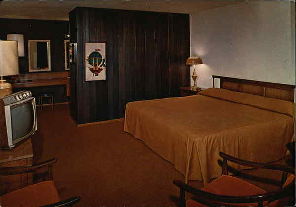 Lakewood Motor Inn Tacoma Washington