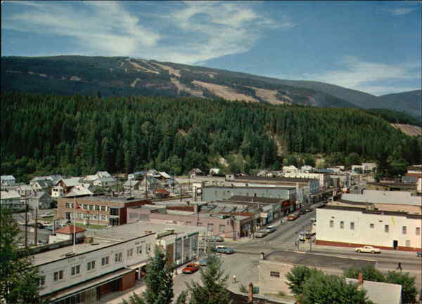 Kimberley (BC) Canada  city photos gallery : Highway Kootenay Country Kimberley, BC Canada