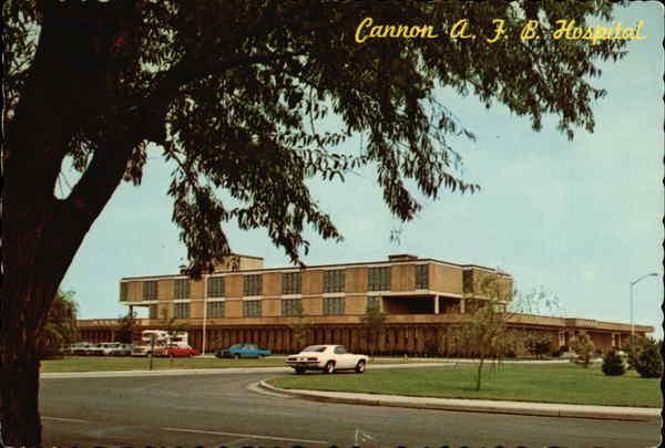 Cannon Air Force Base Clovis, NM