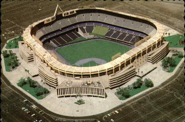 Anaheim Stadium California
