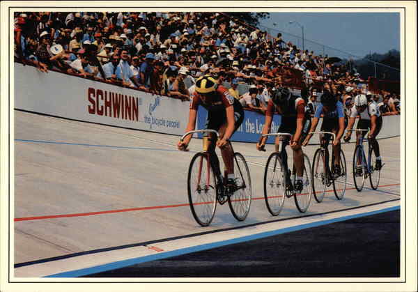 the major taylor velodrome indianapolis  in