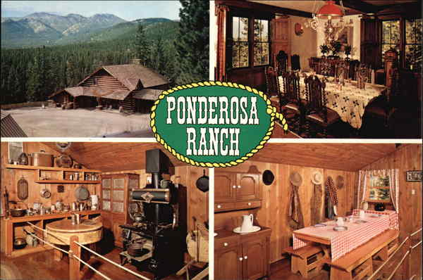 Ponderosa Ranch Incline Village Nevada