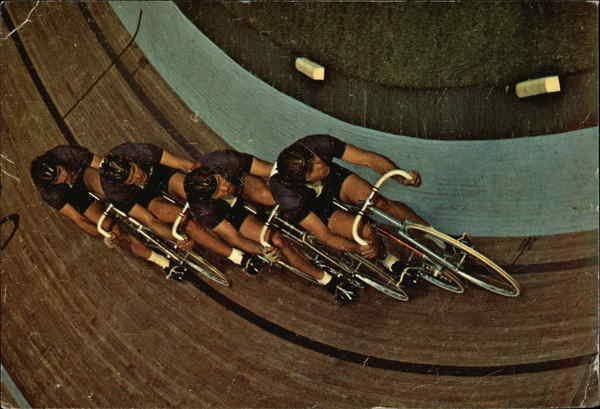 Pan American Gold Medal Pursuit Team Bicycles