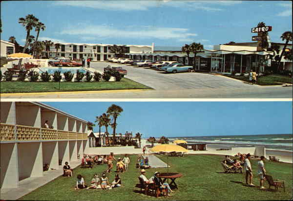 cairo motel daytona beach fl. Black Bedroom Furniture Sets. Home Design Ideas