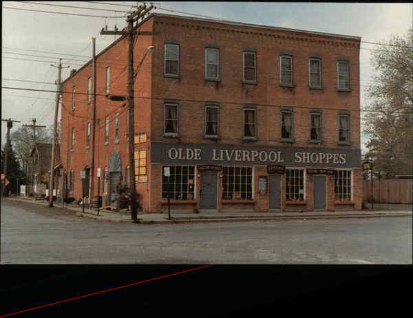 Olde Liverpool Shoppes New York