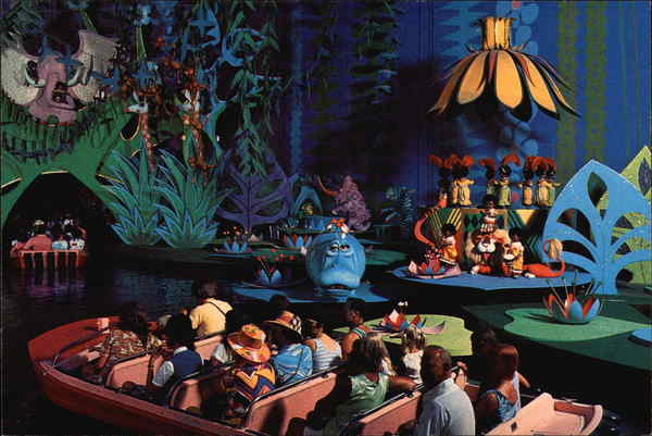 It's A Small World - Fantasyland Disney