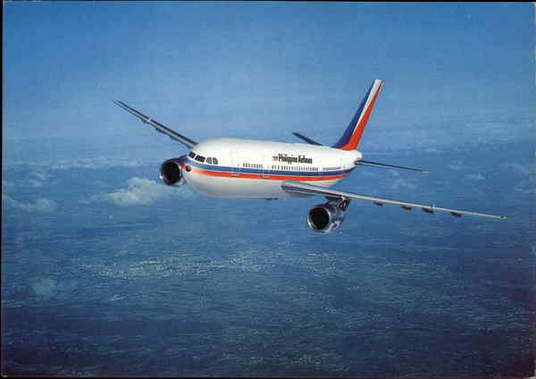 Philippine Airlines - A300 Airbus Aircraft