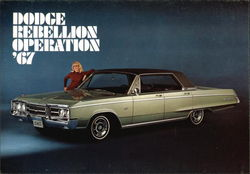 Dodge Rebellion Operation '67