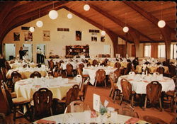 Ladore Lodge Dining Room