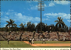 Holman Stadium - Dodgers vs. Reds - Dodgertown