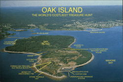 Oak Island, The World's Costliest Treasure Hunt