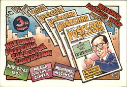 1992 National Postcard Collector Convention