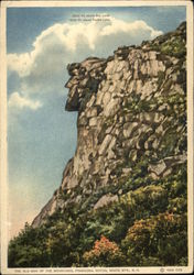 The Old Man of the Mountains, Franconia Notch, White Mts, N.H