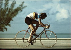 John Hosard, National 1975 Road Champion