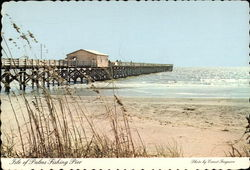 Beach and Fishing Pier